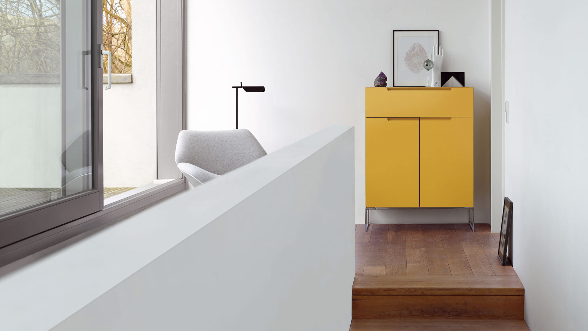 Mell interl bke wohn design blau for Wohn design